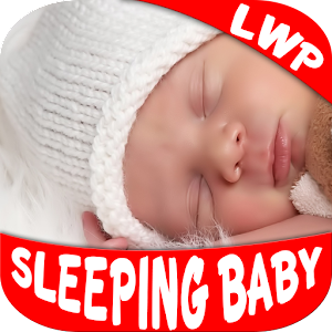 Baby Sneezing on touch Live WP for Android