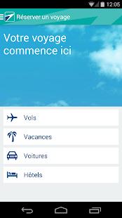 WestJet - screenshot thumbnail