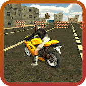 Download Full Motor Bike Crush Simulator 3D  APK