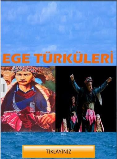 Ege Türküleri Dinle