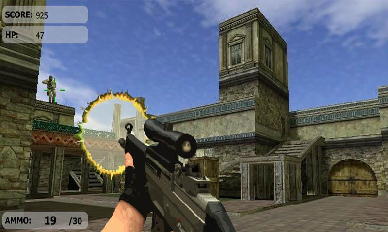 Sniper Shooting Free - screenshot