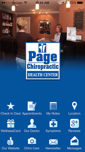 Page Chiropractic Center