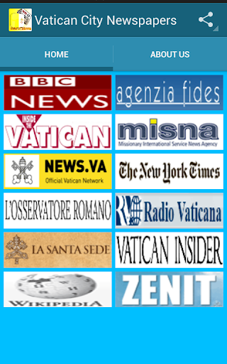 Vatican City Newspapers