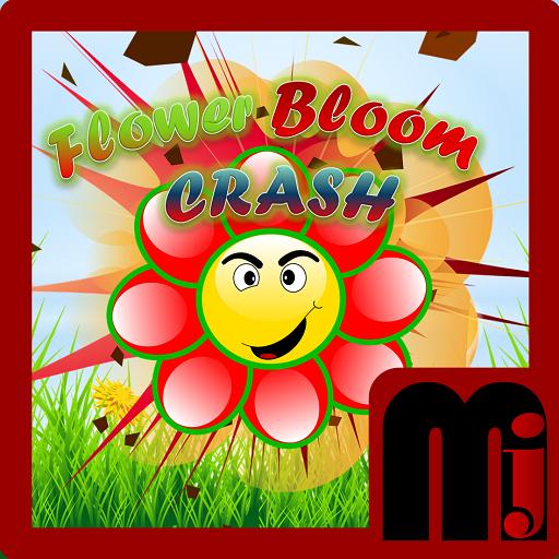 Flower Bloom Crash LOGO-APP點子