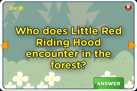 SChimes Little Red Riding Hood - screenshot