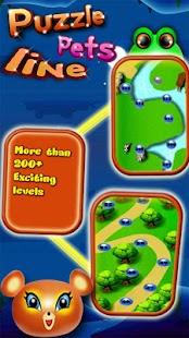 Puzzle Pets Line Screenshot 15