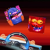 3D Monster Blox - The Race