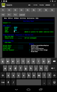 Mocha TN3270 Lite- screenshot thumbnail