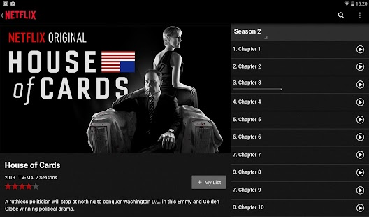 Netflix - screenshot thumbnail