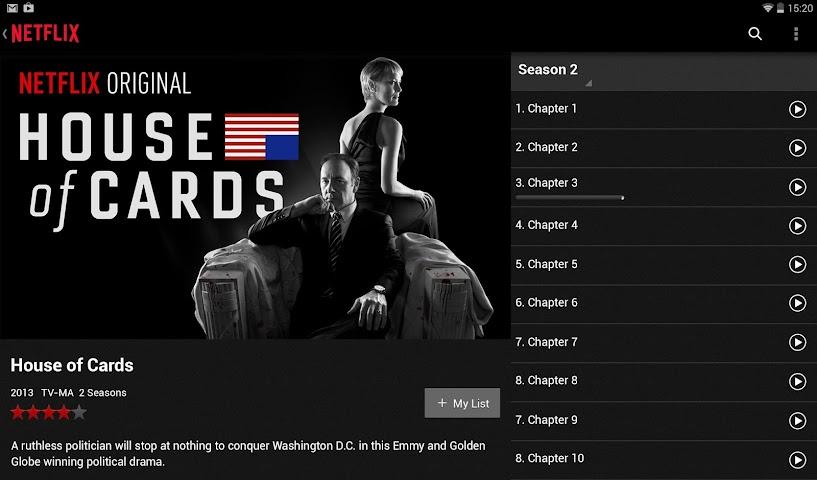 Screenshot 2 Netflix