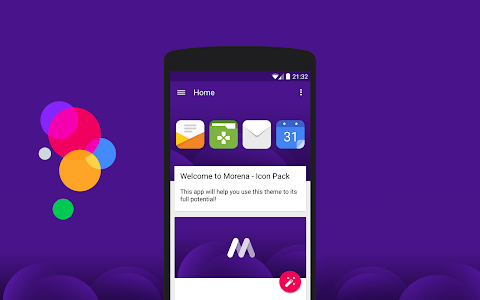 Morena - Flat Icon Pack v1.4.2