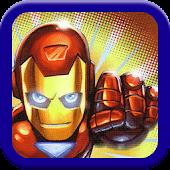 Superhero Game for Kids FREE!
