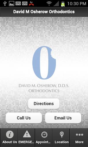 David M Osherow Orthodontics