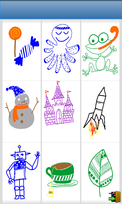 Kids Paint - Kids Doodle Draw- screenshot