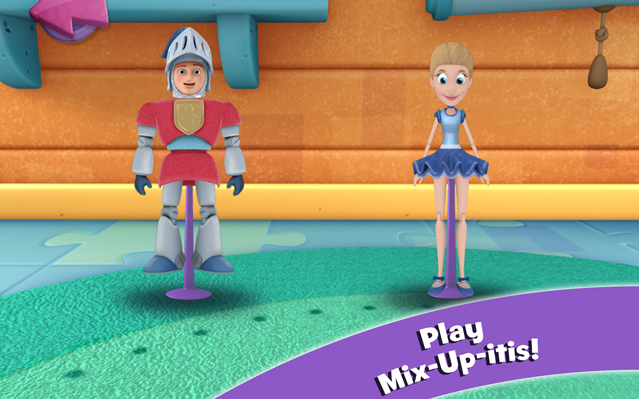 Doc McStuffins - screenshot