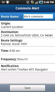 App TeleNav GPS Navigator for TMO APK for Windows Phone