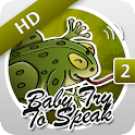 Baby, Try To Speak 2 logo
