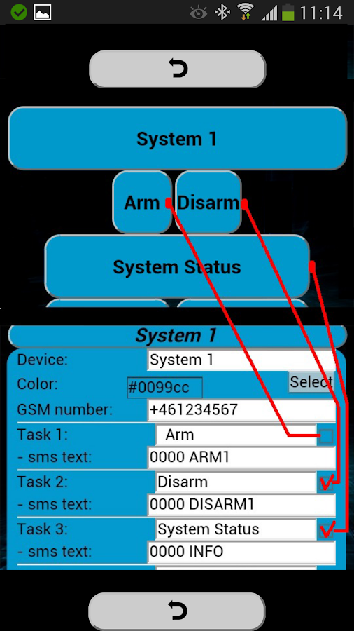 Systems Control- screenshot