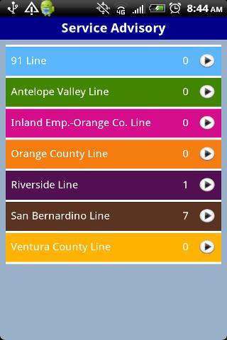 QikRide: Metrolink LA- screenshot