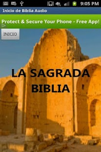 Biblia Audio en Español - screenshot thumbnail