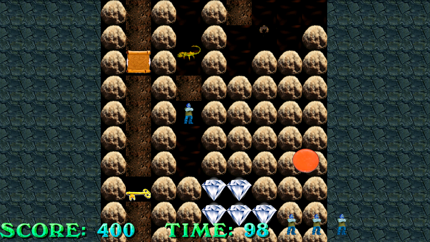 Castle Buster- screenshot