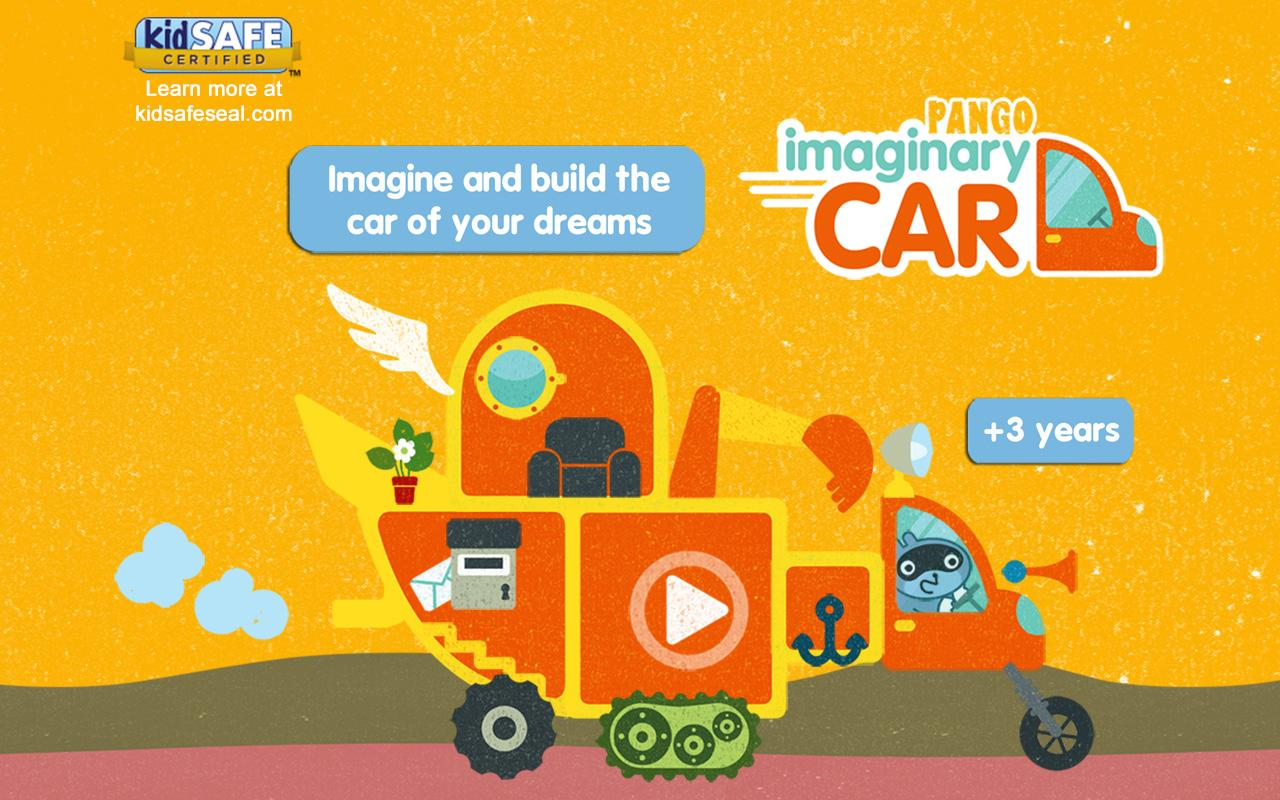 Pango Imaginary Car- screenshot