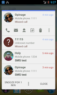 Smart Notify - SMS&Calls - screenshot thumbnail