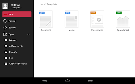 WPS Office + PDF Screenshot 8