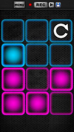 【免費模擬App】霓虹灯的Dubstep电子-APP點子
