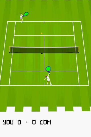 tennis simple