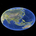 Earth Live Wallpaper !! logo