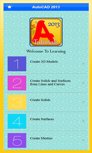 Learn AutoCAD 2013 3D