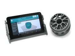 MatterControl Touch - Standalone 3D Printer Controller