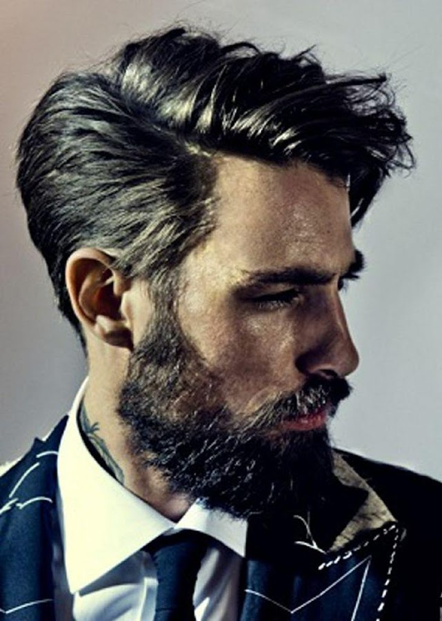 Marvelous Men Hairstyles Android Apps On Google Play Hairstyle Inspiration Daily Dogsangcom