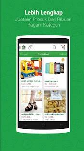 Tokopedia Online Shopping Mall - screenshot thumbnail