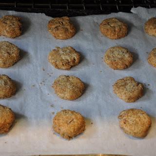 Crispy Cardamom-Brined Nut Cookies.