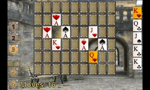 Brick Spider Solitaire HD - screenshot thumbnail