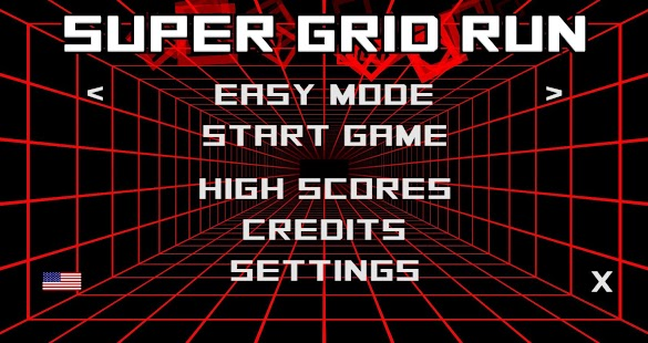 Super Grid Run - screenshot thumbnail