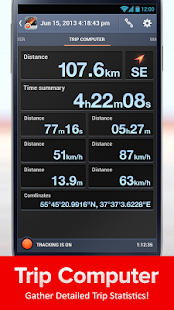 Speed Tracker, GPS speedometer - screenshot thumbnail