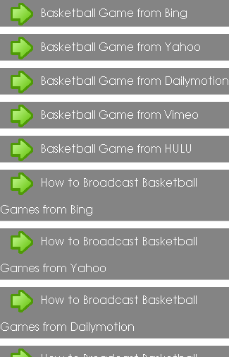 Basketball Game Guide