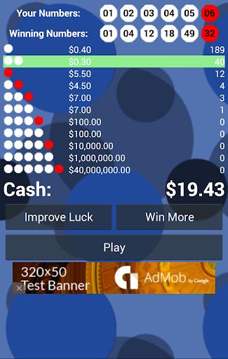 Lottery Fantasy