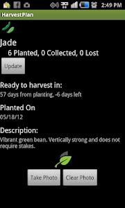 Harvest Plan Free screenshot 2