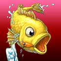 海人の 釣り旅行3 logo