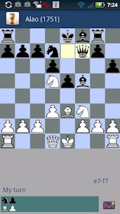 Chess Time Pro - Multiplayer - screenshot thumbnail