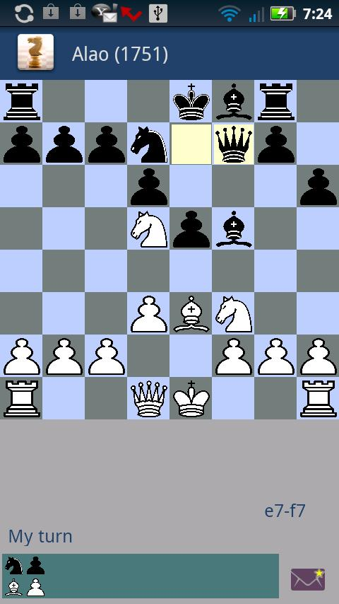 Chess Time Pro - Multiplayer - screenshot