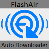 FlashAir Auto Downloader TRAIL