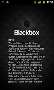 Blackbox - screenshot thumbnail