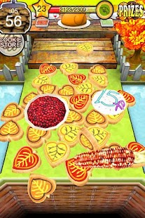 Cookie Dozer Thanksgiving - screenshot thumbnail
