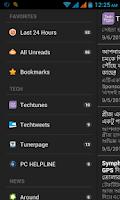 Screenshot of Bangla Tech Digest