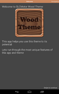 Wood Multi Theme- screenshot thumbnail